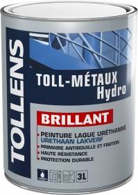 toll métaux hydro brillant